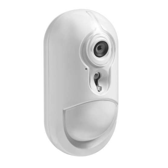 DSC Wireless Detector with Integrated Camera, PG4934P