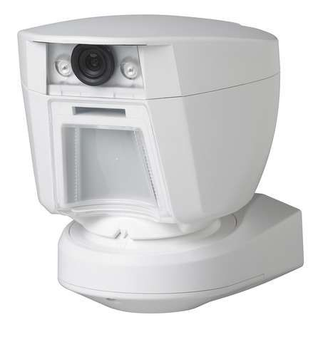 DSC Outdoor PIR Motion Detector with Integrated Camera, PG4944