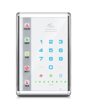 Hills VoiceNav Code Pad White Codepad for Reliance