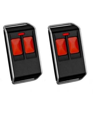 Bosch 2 Button Panic remotes,2 Pack, RFPB-TB