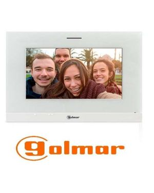 Golmar 7'' Monitor with Touch Buttons for GL-SOUL 7W Kit (Non-Wifi)