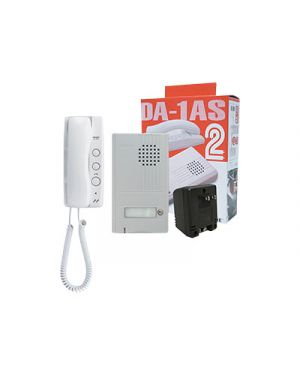 Aiphone DA Series Audio Only Single Entry Security System, DA-1ASK