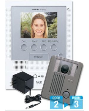 Aihpone Intercom Colour Kit Surface Mounted Door Station, JF