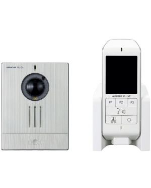 Aiphone Wireless Home Video Intercom Kit, AI-WL-11