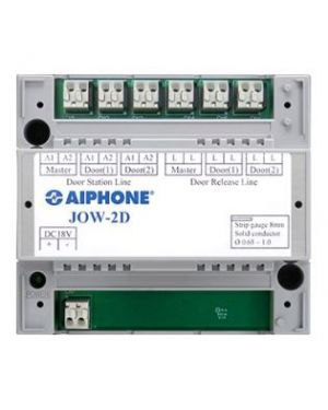 Aiphone Two Door Adaptor for Jo Series, JOW-2D