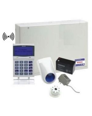 Bosch Solution 6000 Wifi Alarm Upgrade No Detector Kit