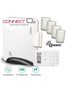 Connect O2 Smart Home Solutions