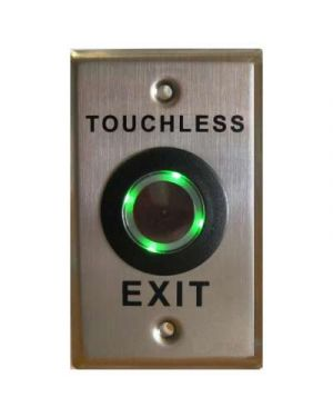 Touchless Exit Button IP67, DFMWEL3761S