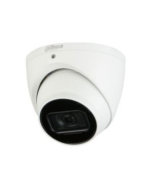 Dahua 5MP Turret Camera, Wizmind Active Deterrence, DH-IPC-HDW3549HP-AS-PV-0280B