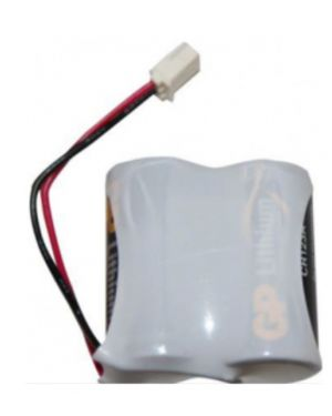 DSC WIreless Siren Replacement Battery  to suit with Power-G wireless indoor and outdoor siren,  DSCBATT-PGx901/x911