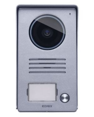 "Elvox Video Intercom Kit 7"" 2 x Monitor + Door Station"