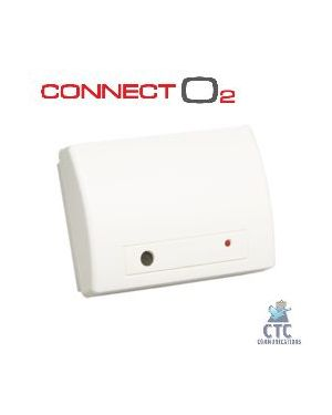 Connect O2 Wireless Glass break (CryptiX™ Co2-RE609)