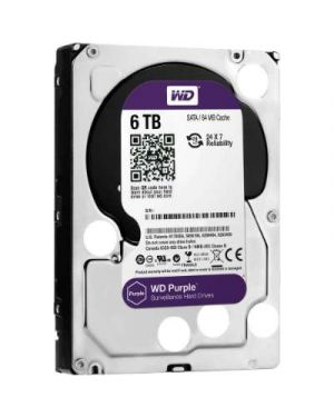 Western Digital 4TB HDD – Purple Surveillance Hard Drive
