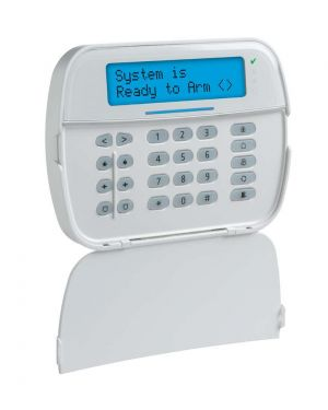 DSC Icon Hardwired Keypad with Built in PowerG Transceiver