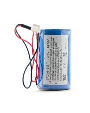DSC Impassa Replacement battery for Impassa  wireless siren, DSCWT4911BATAM