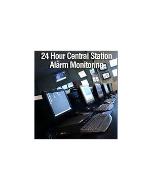 Back to base monitoring 24/7 for Residentual customers 12 months