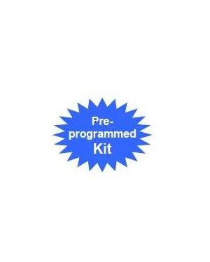 Pre Programming of Bosch/Risco Alarm Kit