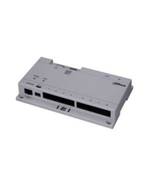 Dahua IP Switch 6 Port 24 Volt & Power Supply