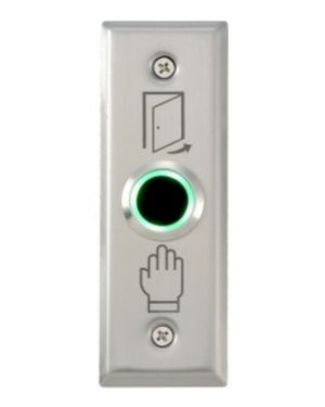 Touch-less Infrared Exit button, Double-colored LED light, SL-85P
