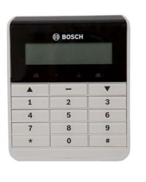 Bosch 2000/3000 Text, LCD Codepad Alphanumeric, IUI-SOL-TEXT