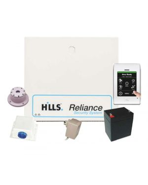 Hills Reliance 8 With Touchnav Code Pad, no detectors