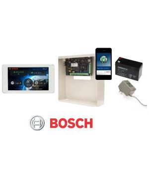 "Bosch Solution 2000 Alarm 5 ""Touch Screen Upgrade Kit+IP Module"