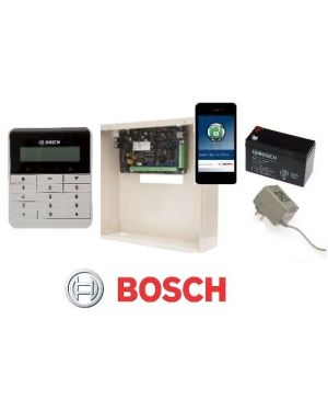 Bosch Solution 2000 Alarm Text Upgrade Kit+IP Module