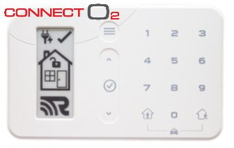 Connect O2 Helipad Keypad