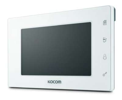 Kocom 4 Wire Monitor KCV-504 mirror finish